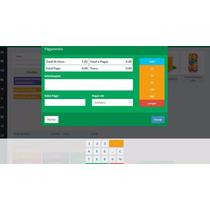 Sistema Pdv C/ Controle Estoque Financeiro Vendas Script Php