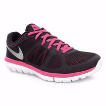 Tênis Nike Flex 2014 Rn Msl Feminino Original Com Nota F