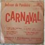 Disco Lp Compacto De Jackson Do Pandeiro Carnaval