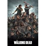 Dvd Série The Walking Dead 8ª Temporada Completa