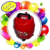 Inflador Para Balões 2 Bicos 110.volts Vermelho 1300w