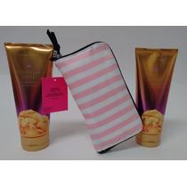 Victorias Secret Vanilla Lace Loção + Bolsa