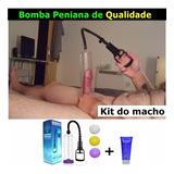 Extensor Peniana Aumento Pênis Alongador Bomba Pinto