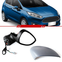 Retrovisor New Fiesta 2016 2015 2014 2013 2012 2011 2010 10