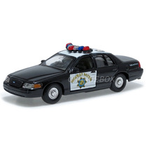 Ford Crown Victoria 1999 Highway Patrol Welly 49762-patrol