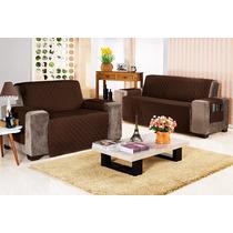 Kit Protetor De Sofa 1,2 E 3 Lugares Sobre Medida
