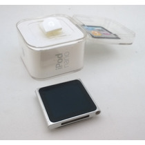 Ipod Nano 6 Geração 16gb Prata Caixa - Usado