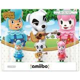 Amiibo Animal Crossing Cyrus K.k. Reese Original Nintendo