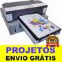 Projeto Para Impressoras A3 Epson Em Dtg + Brinde