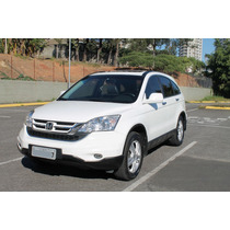 Honda Crv Exl Aut. Teto Solar 4x4 2.0 16v