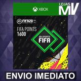 1600 Fifa Points Fifa 20 Xbox One - Código De 25 Dígitos