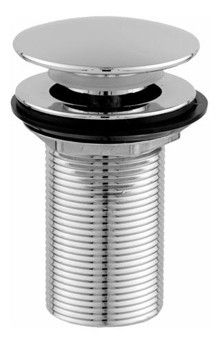 Válvula Click Up V04 P/pia Lavatório Cuba Metal 1 1/4'' 04cm