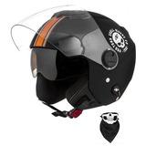 Capacete-Pro-Tork-New-Atomic-Laranja-Skull-Riders-_-Brindes