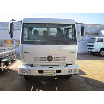 Caminhao Mb 1718 Ano 2009 Toco Chassi Impecavel