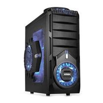 Gabinete Atx / Micro Atx 4 Baias Gaming Cg-30s1 - K-mex
