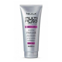 Shampoo Helcla Multiacao 500ml. Semi Di Lino