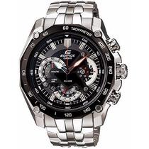 Relógio Casio Edifice Ef-550d-1av - Garantia Casio Brasil