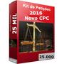 Kit Petições 2017 Mais De 25.000 Modelos Novo Cpc