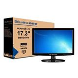 409em12x Monitor 17 Bluecase Hdmi Vga Cftv Segurança Ñ 18