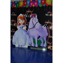 Display De Chão Peppa Pig, Princesas, Carros, Monster High..