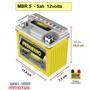 Bateria De Moto Dafra Horizon 150 12-5ah