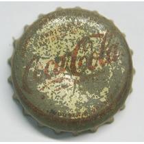 Tampinhas Antigas - Refrigerante Coca-cola