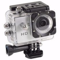 Câmera Filmadora Hd 720p Sport Stand Up Prova Dagua Mini Dv