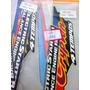 Kit Faixa Adesiva Clypton 2001 Pret/verm/prat Completo