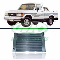 Radiador D-20 / D-40 4 Cilindros Diesel Ano 85/87