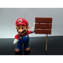 Coleção Mc Donalds Super Mario Bros Nintendo Sem Base