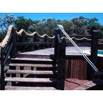 Corda Para Arquiteto Enfeite De Escada Corrimão Cerca