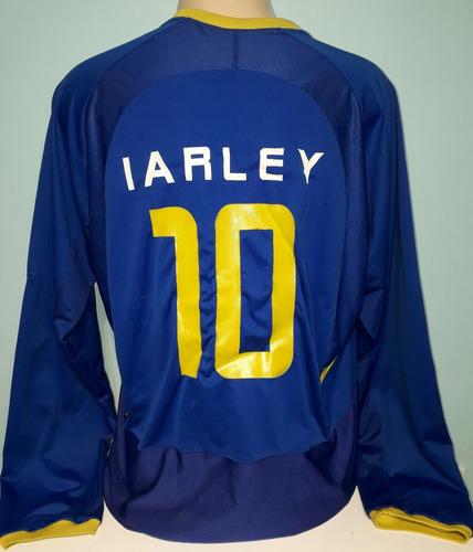 ba1d32e74d13e Camiseta Boca Juniors Iarley Campeão Mundial 2003 Nike - 01