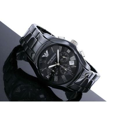 1eb41226ef0 Relógio Empório Armani Cerâmica Completo - Mercado dos Relógios