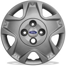 Jogo De Calota Fiesta Hatch 2011/2012 Ford Aro 14 Cod 8025