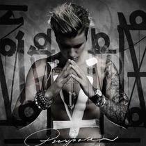 Cd - Justin Bieber - Purpose - Deluxe Edition - Lacrado