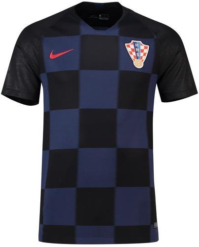 Camisa Seleção Da Croácia Uniforme 2 2018 Frete Grátis. R  120 bee25240d5841