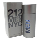 Perfume 212 Men   Tradicional  Eau De Toilette 100 -original