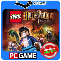 Lego Harry Potter: Years 5-7 Pc Steam Cd-key Global