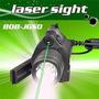 Lanterna Laser Verde Tatical M6 Bk Pistola Militar Paintbal,