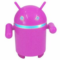 Som Android C/ Bateria Rádio Mp3 Micro Sd Usb P2 Beek
