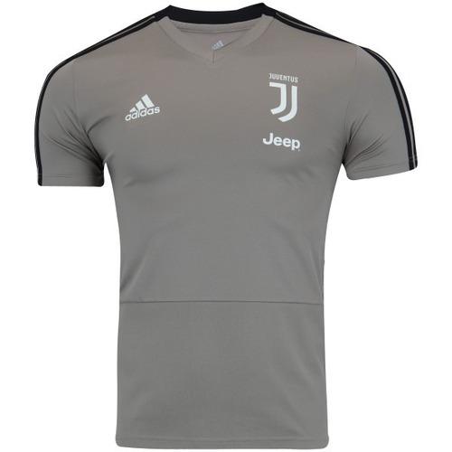 ba16c388c7 Camisa De Treino Juventus 18 19 adidas Masculina