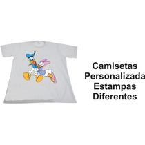 Blusa Camisa Camiseta Personalizada Sublimação Estampa Frent