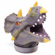 Cabeça Flex Com Miniaturas Dinossauro - Dtc