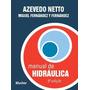 Manual De Hidráulica José Martiniano De Azevedo Netto