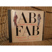Cd Junior Vasquez Ab Fab [i Am Thin And Gorgeous] Usa Single