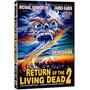 Dvd A Volta Dos Mortos Vivos 2 - (dublado) - Frete Grátis