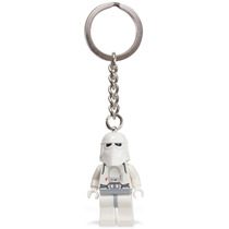 Chaveiro Lego Star Wars Snowtrooper 850447 Pronta Entrega