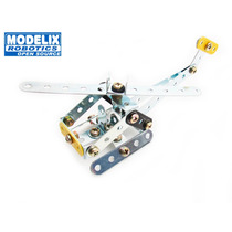 Brinquedo De Montar Modelix 101 Mini Box Helicóptero Kit