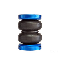 2 Bolsa Ar Gomo Ultra Soft Pequena Para Suspensão Ar