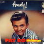 Pat Boone 1956 Howdy Lp Begin The Beguine Original